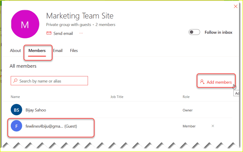 sharepoint online disable external sharing site collection