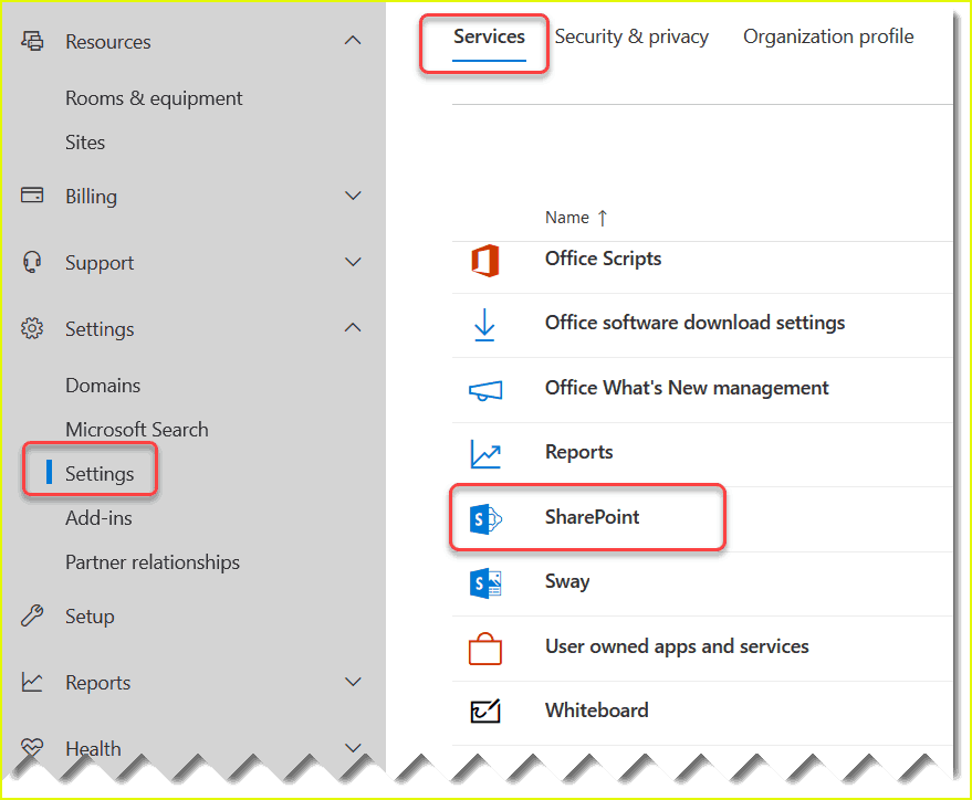 sharepoint online external sharing