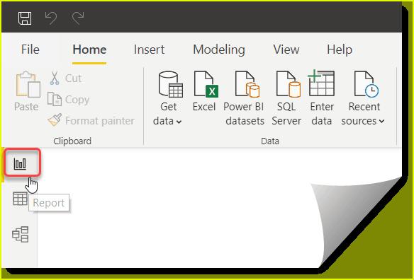 Add visualizations in Power BI