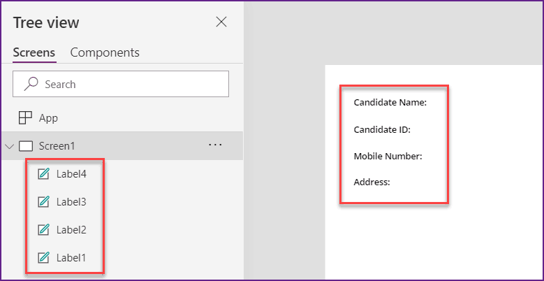 powerapps update collection item
