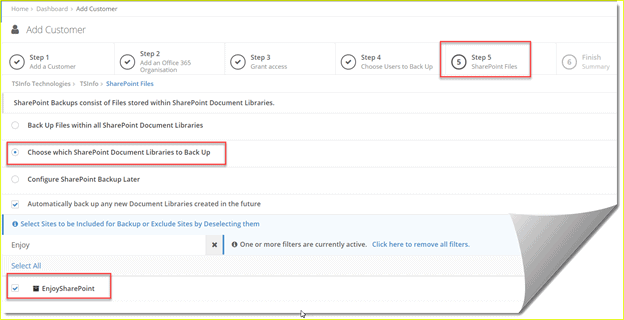 office 365 mailbox backup and restore
