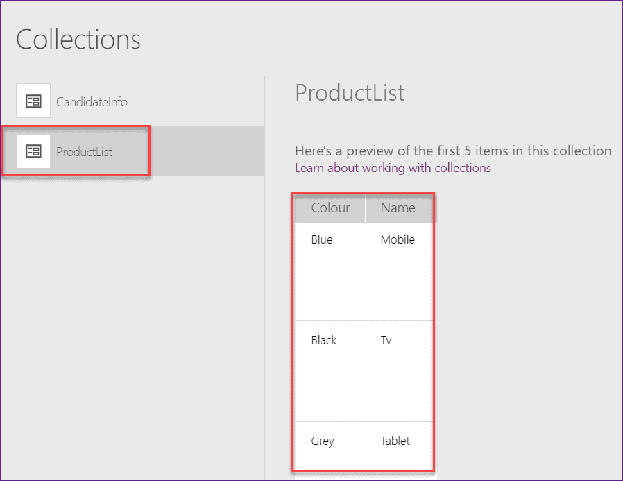 powerapps patch function syntax