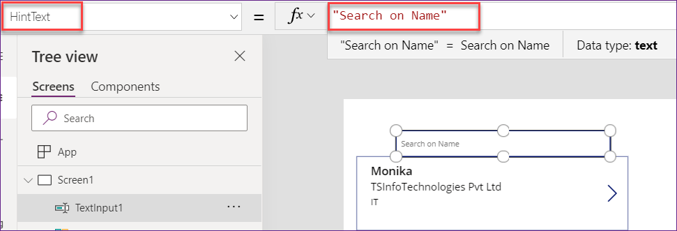 powerapps search function multiple conditions