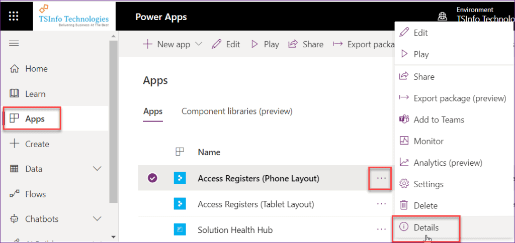 embed powerapps in sharepoint modern page