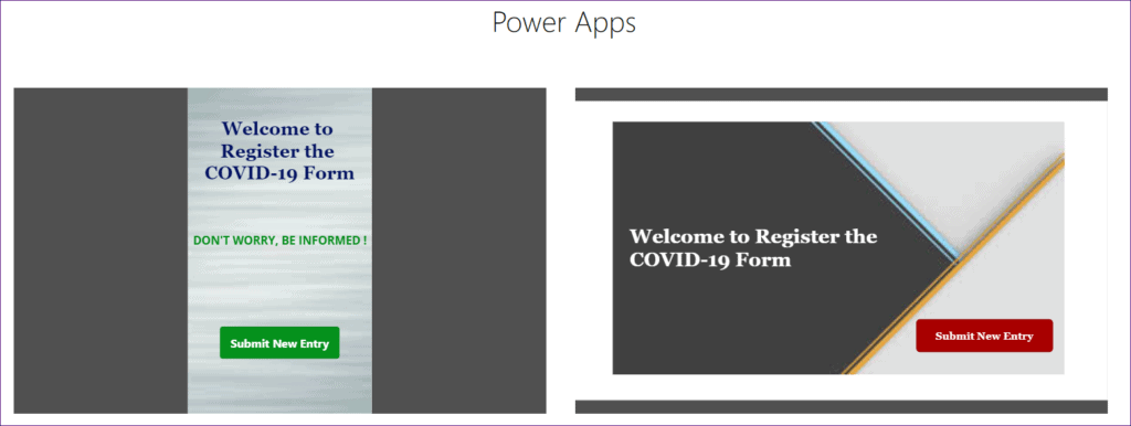 embed power apps on sharepoint modern pages