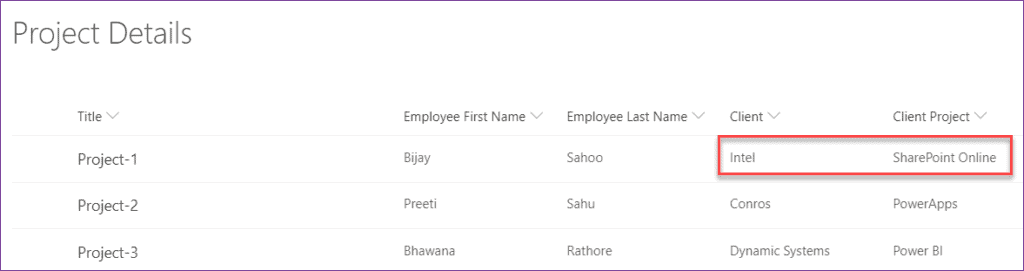 power apps patch update sharepoint list item