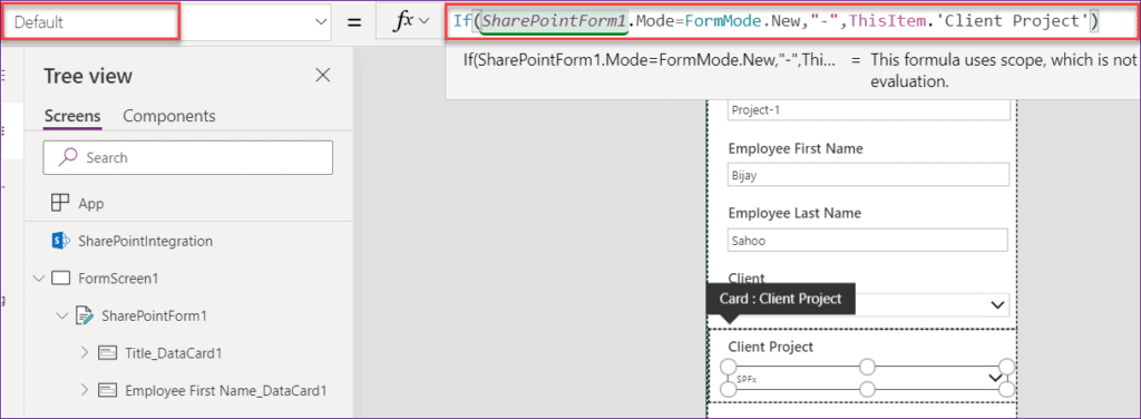 powerapps null value dropdown
