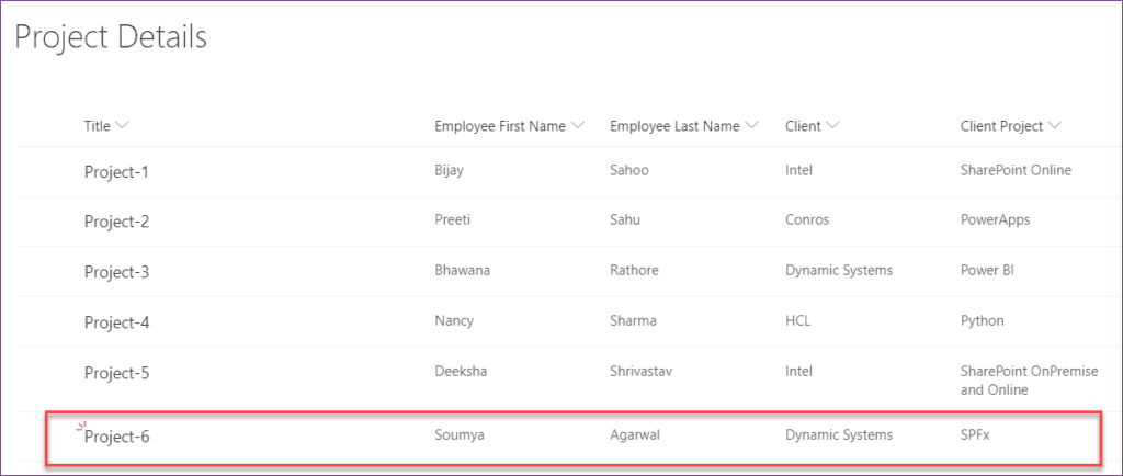 powerapps patch function create new record