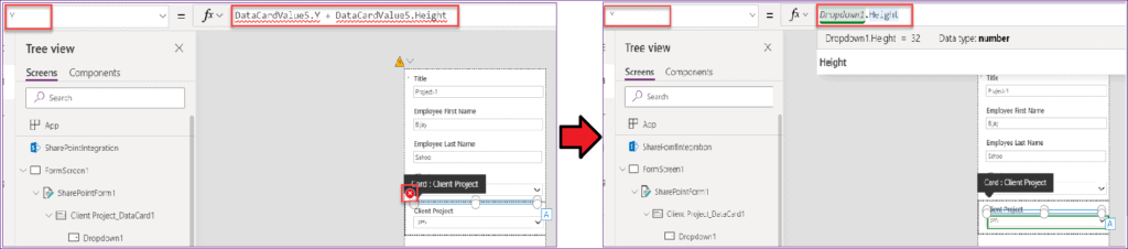 sharepoint list lookup column in power apps