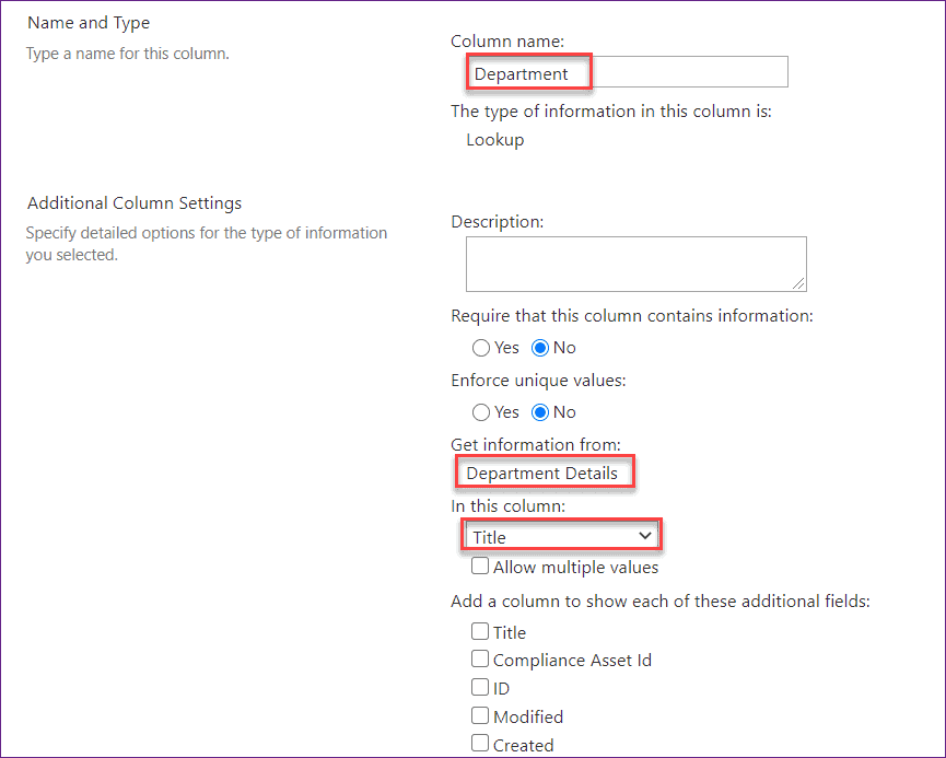 Cascading Dropdown in Powerapps using SharePoint Lookup column