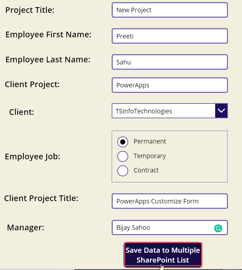 powerapps join two data sources