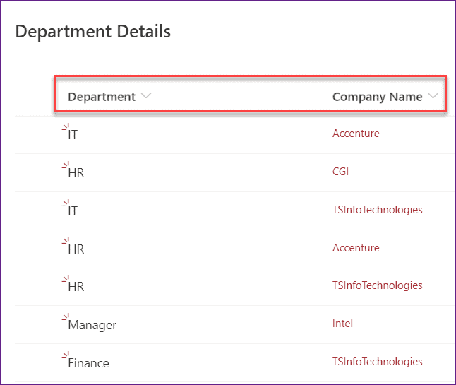 Power Apps Cascading Dropdown Sharepoint Lookup