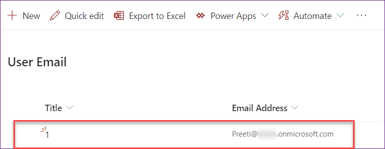 Powerapps User Permission