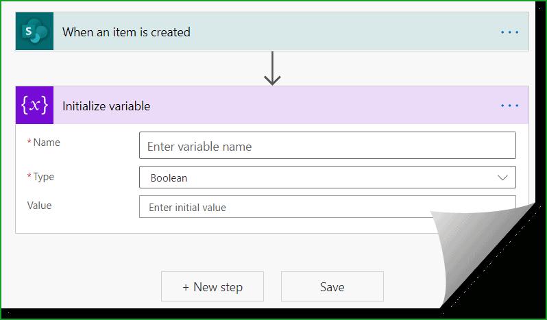 SharePoint auto generate column flow
