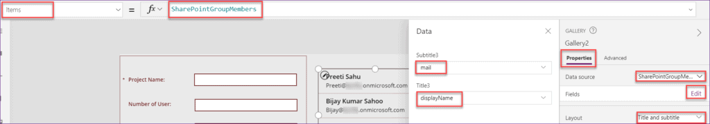 powerapps check if user is in sharepoint group