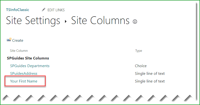 Create site column in SharePoint online using PowerShell
