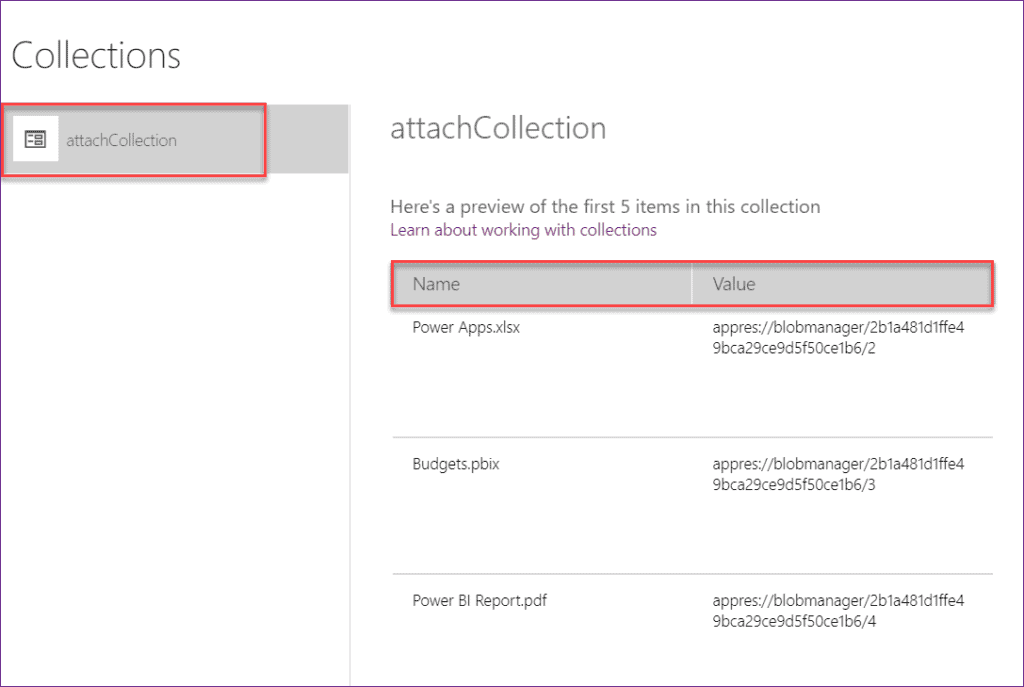How to upload a file to SharePoint in Powerapps