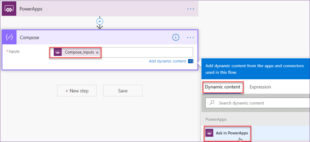 PowerApps Create CSV in SharePoint list