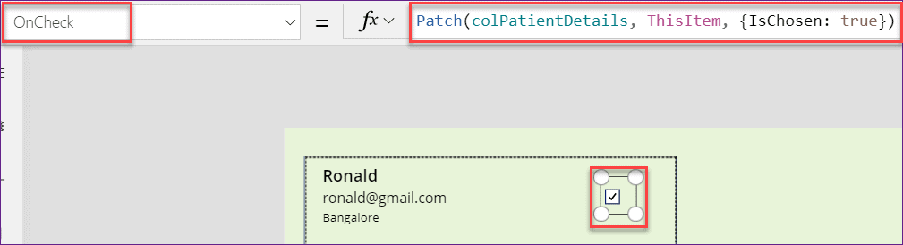 PowerApps Export Collection to CSV file