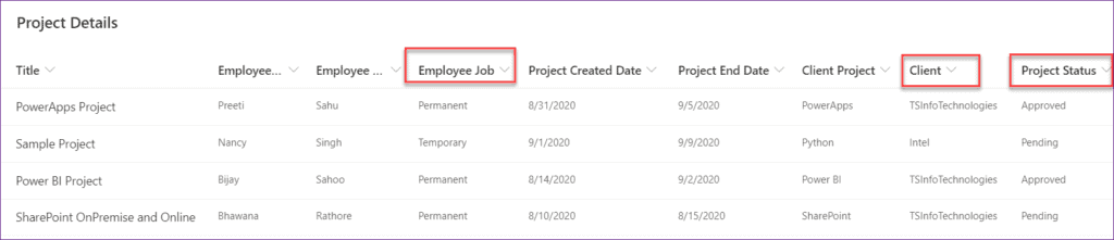 PowerApps Filter Gallery by multiple Dropdown