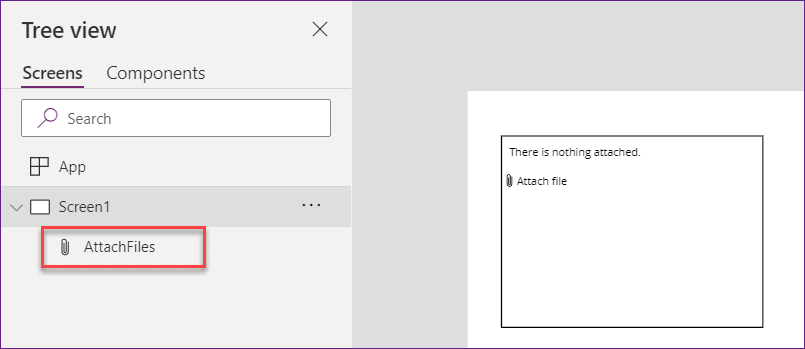 PowerApps Upload Files to SharePoint Library
