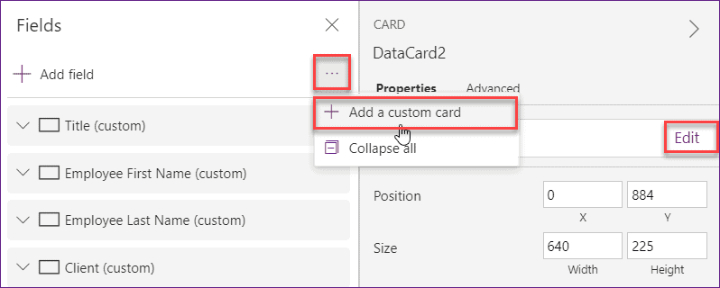 PowerApps send an email on button click