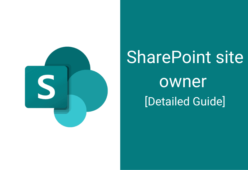 SharePoint site owner