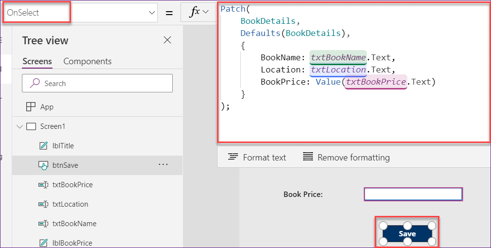 convert text to a number in Powerapps
