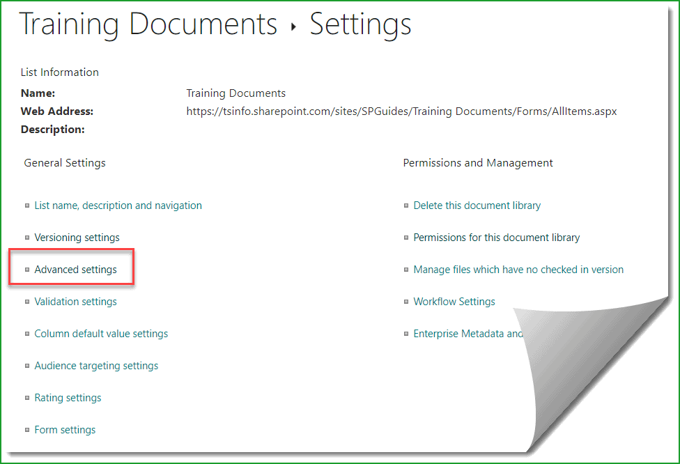 exclude sharepoint site or list from search results