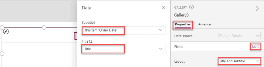 filter SharePoint list by date using PowerApps