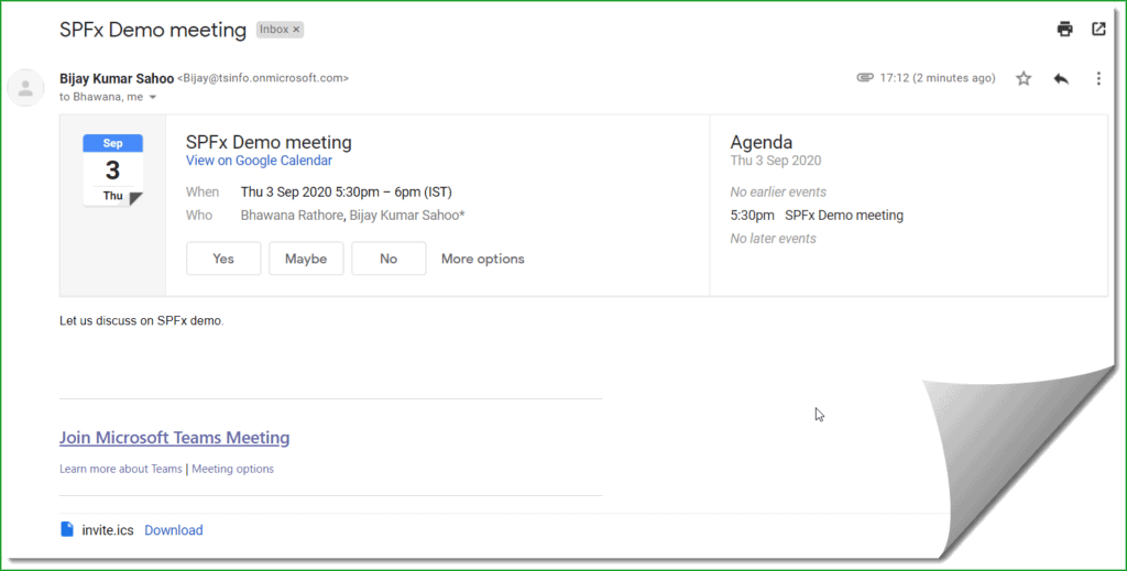 microsoft teams invite external users to meeting