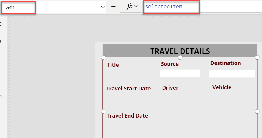 powerapps navigate to next screen