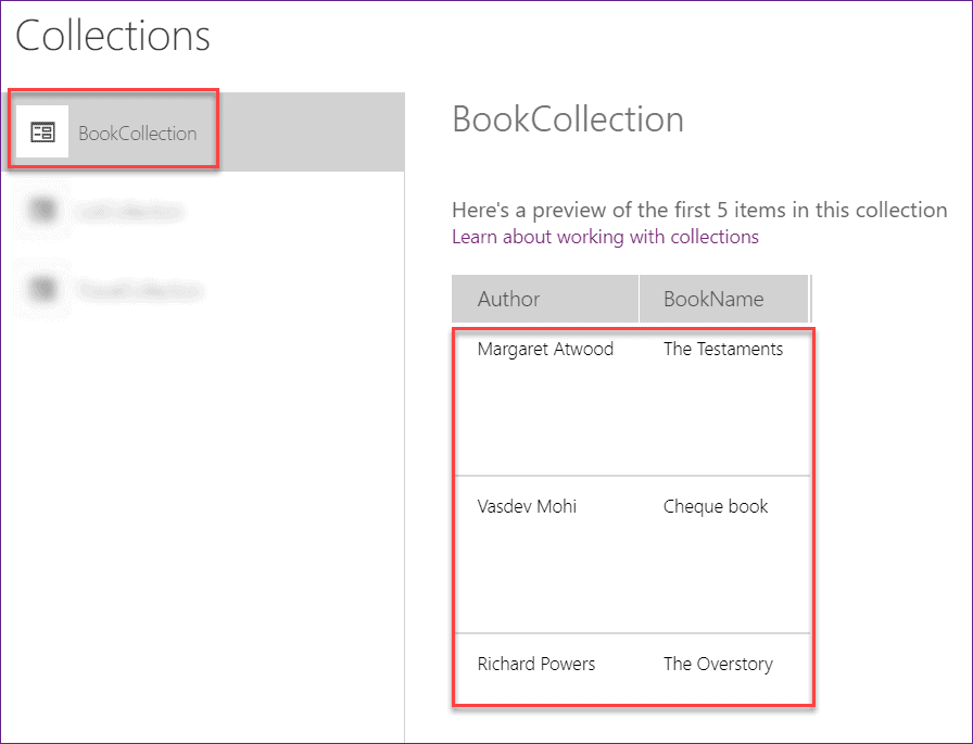 PowerApps Collection Count