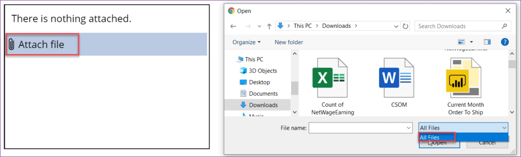 Upload files to SharePoint Library using PowerApps Attachment Control