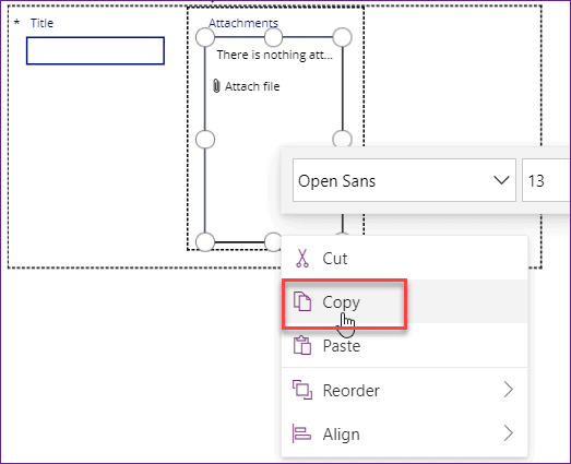 upload multiple files in SharePoint library using powerapps attachment control