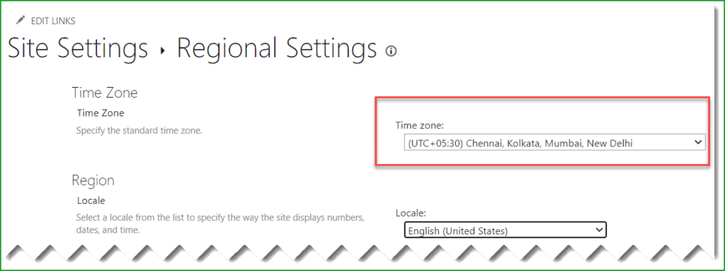 Change SharePoint Online time zone using PowerShell