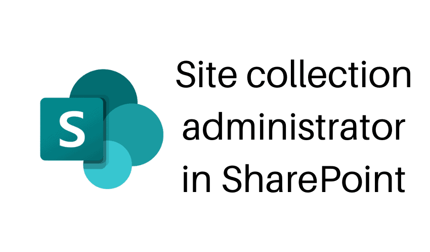 site collection administrator sharepoint 2013