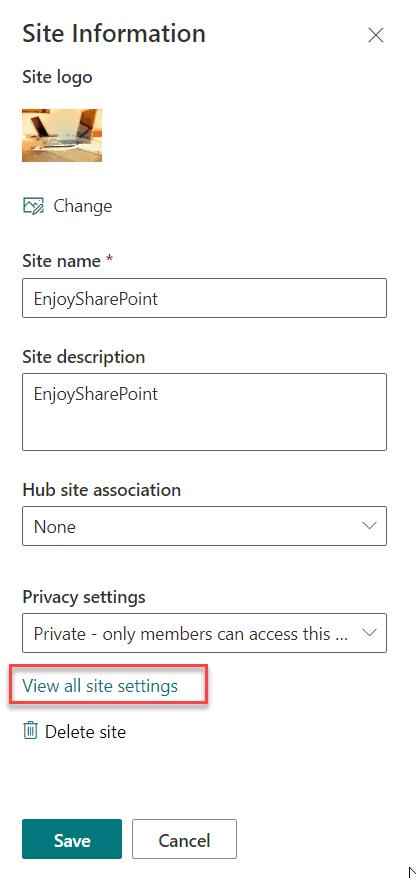 sharepoint online regional settings