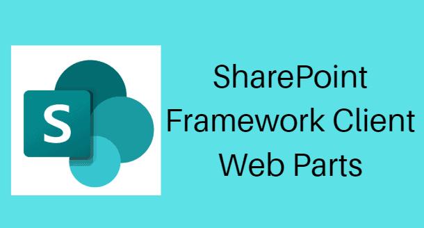 sharepoint framework development training course