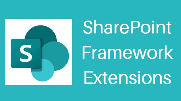 sharepoint framework training course
