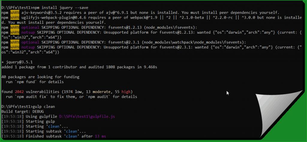 cannot find module jquery typescript