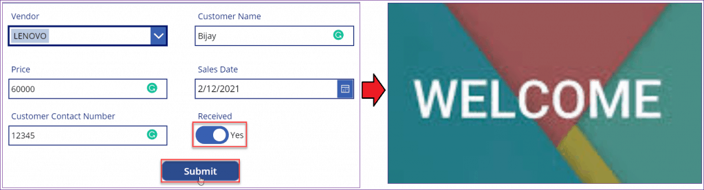 Powerapps OnSelect if statements