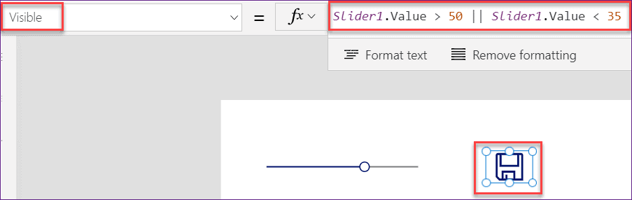 Powerapps nested if statement