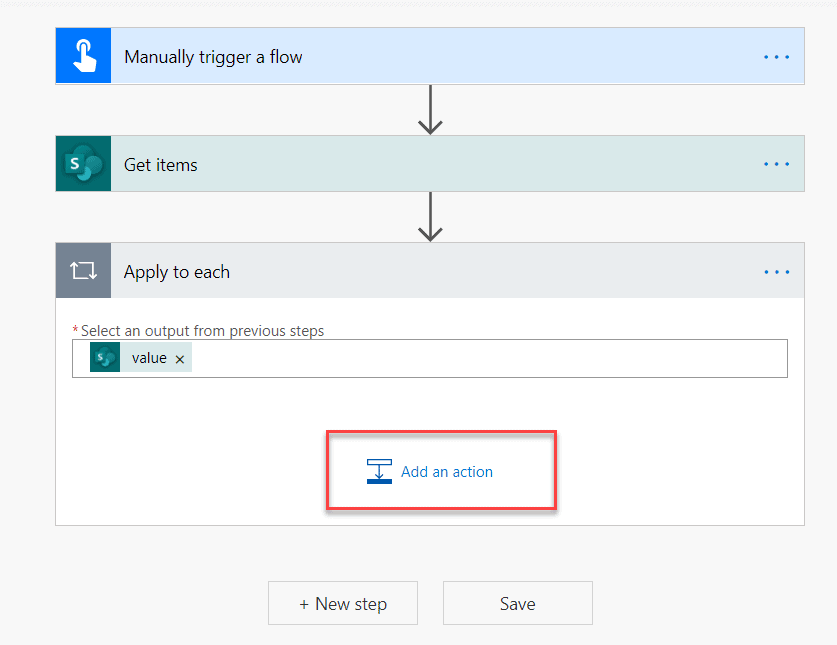 power automate delete sharepoint list item