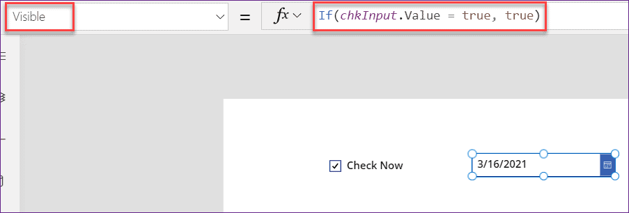 PowerApps checkbox control examples