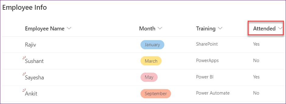 PowerApps checkbox default values