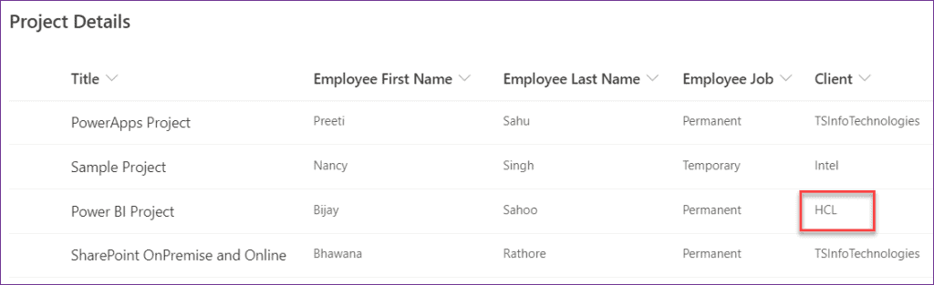 PowerApps patch function using dropdown value