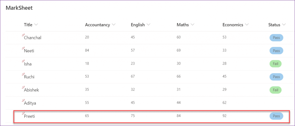 Save Choice field in PowerApps Patch function