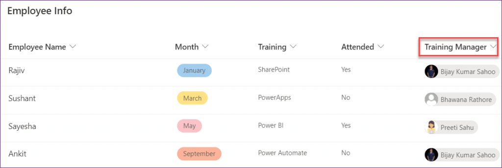 PowerApps count choice values