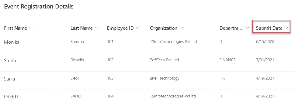 PowerApps countif date